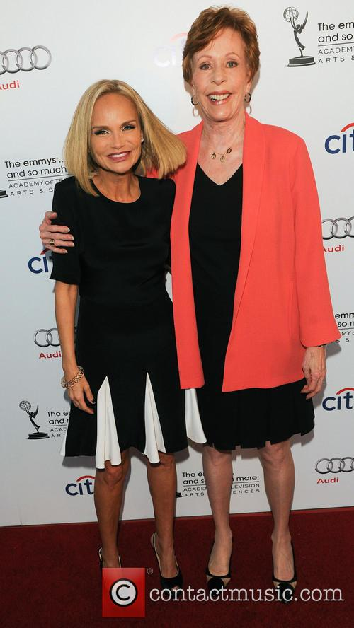 Carol Burnett and Kristin Chenoweth 6