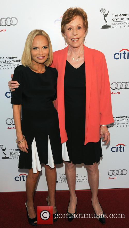 Carol Burnett and Kristin Chenoweth 8