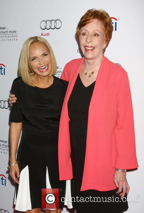 Kristin Chenoweth and Carol Burnett 8