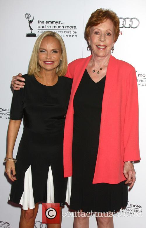 Kristin Chenoweth and Carol Burnett 10