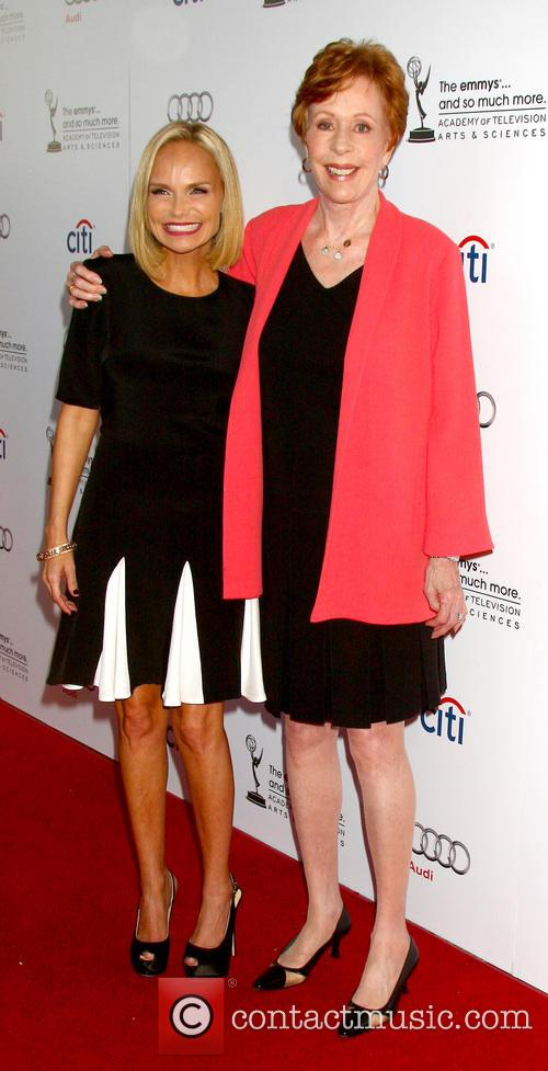 Kristin Chenoweth and Carol Burnett 11