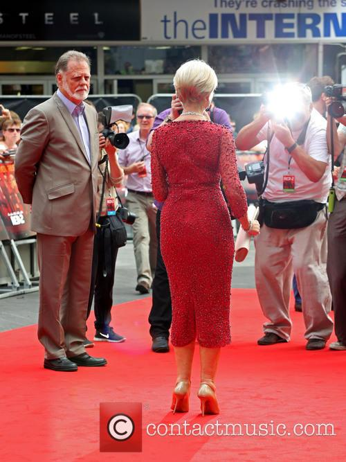 Dame Helen Mirren and Taylor Hackford 6