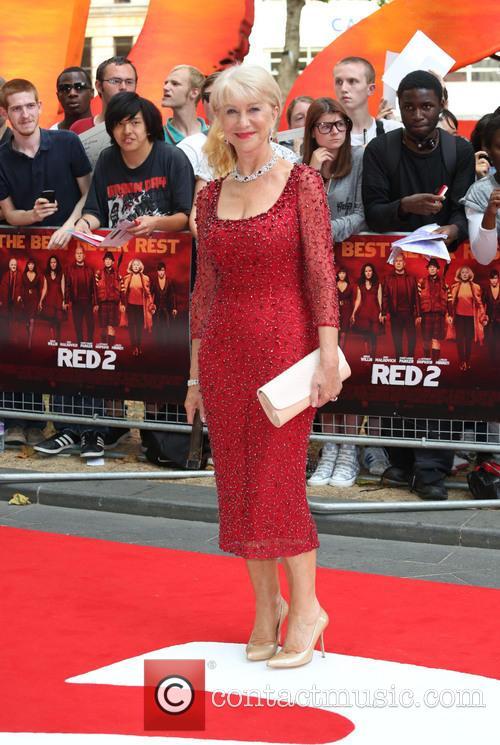 Dame Helen Mirren 8