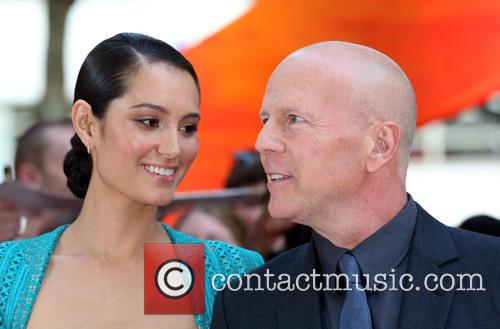 Emma Heming, Bruce Willis, Empire Cinema