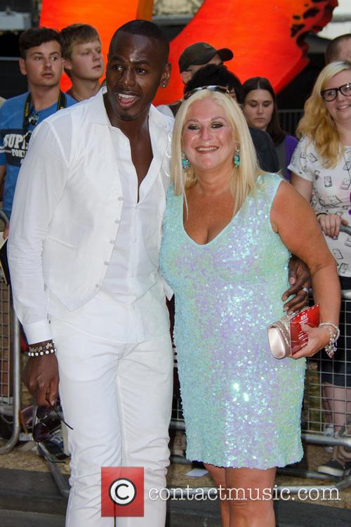 Ben Ofoedu and Vanessa Feltz 1