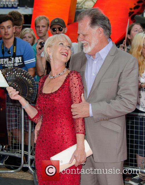 Dame Helen Mirren and Taylor Hackford 1