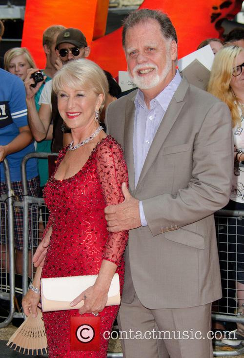 Dame Helen Mirren and Taylor Hackford 7