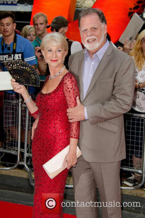 Dame Helen Mirren and Taylor Hackford 8