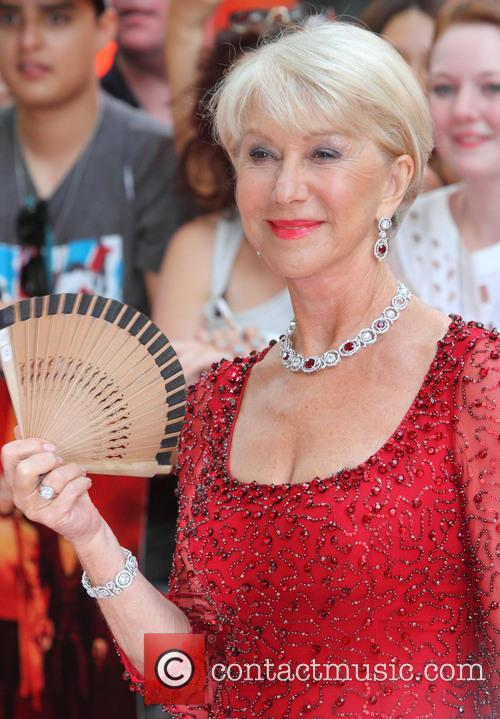 Dame Helen Mirren, Odeon Leicester Square