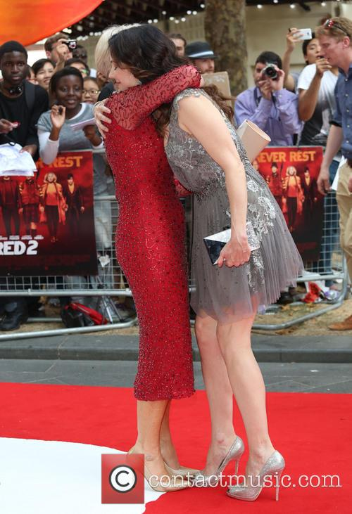 Dame Helen Mirren and Mary-louise Parker 5