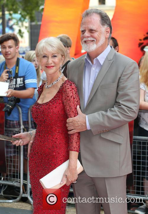 Dame Helen Mirren and Taylor Hackford 2