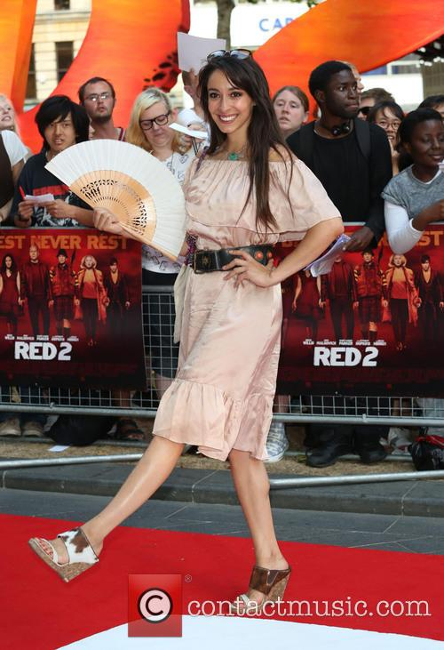 Red 2 UK film premiere
