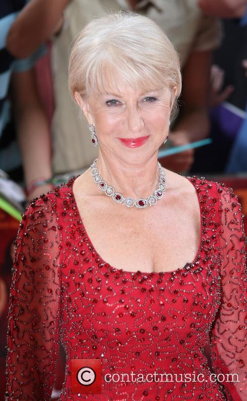 Dame Helen Mirren 1