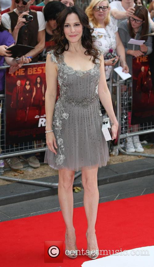 UK film premiere of 'Red 2'
