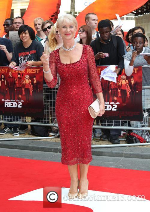 Dame Helen Mirren, Empire Cinema