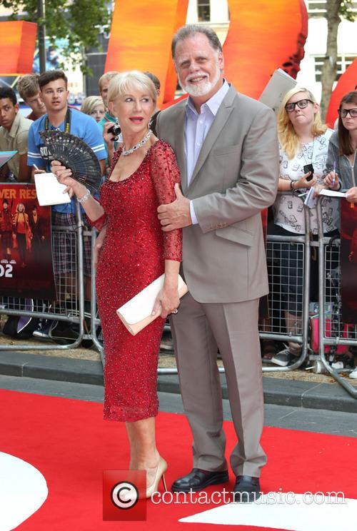 Dame Helen Mirren, Taylor Hackford, Empire Cinema