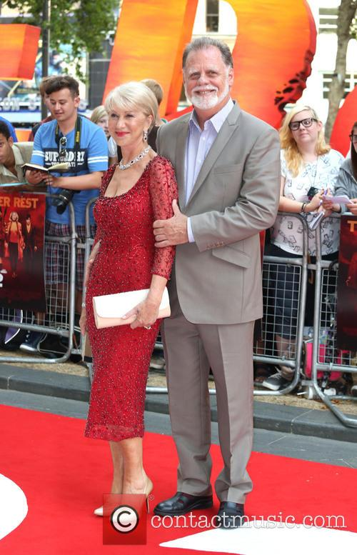 Dame Helen Mirren and Taylor Hackford 3