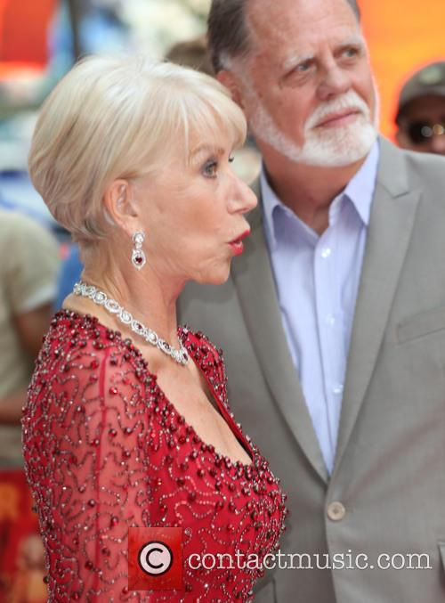 Dame Helen Mirren and Taylor Hackford 4
