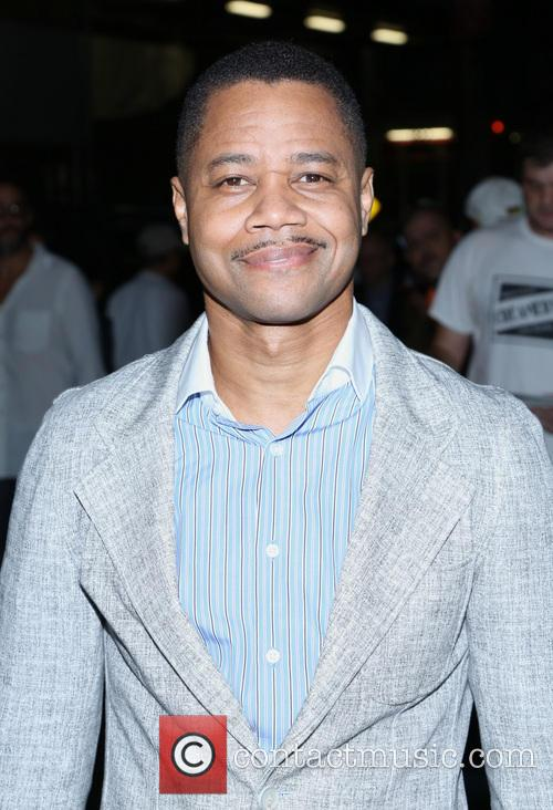 Cuba Gooding and Jr. 2