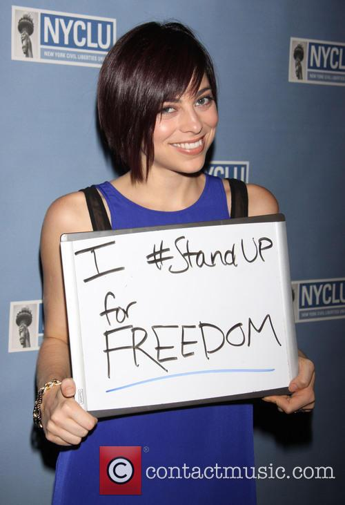 NYCLU's Broadway Stands Up For Freedom concert