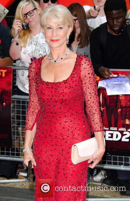 Dame Helen Mirren, Empire Cinema