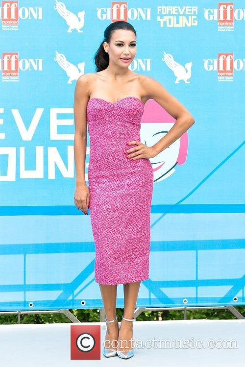 Naya Rivera at the Giffoni Film Festival