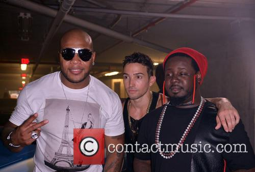 Flo Rida, J Rand and T-pain 4