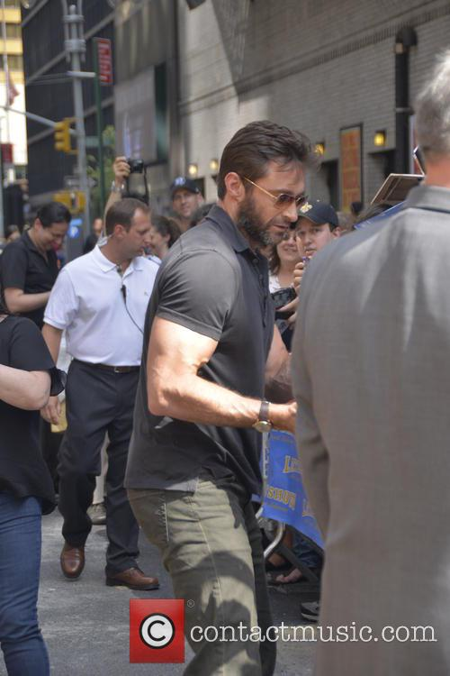 Huge Jackman, Ed Sullivan Theater, The Late Show
