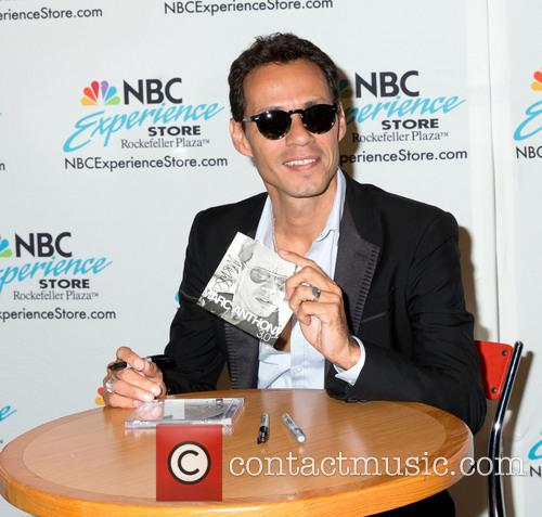 marc anthony cd NBC store