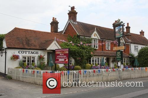 Kate Middleton and The Cottage Inn 2
