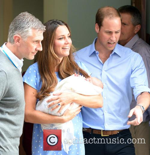 Prince William, Duke of Cambridge, Catherine, Duchess of Cambridge, Baby Cambridge, paddington