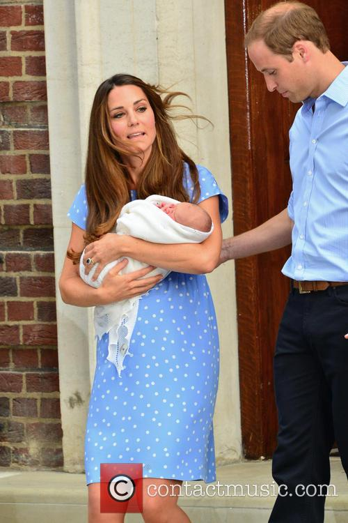 duchess of cambridge duke of cambridge newborn where 3777759