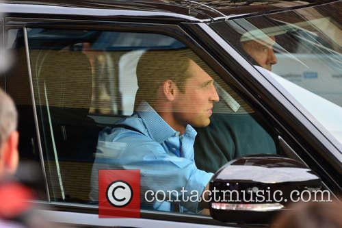 Prince William, Duchess of Cambridge, Duke of Cambridge, Newborn Where: London, United Kingdom and Kate Middleton 18