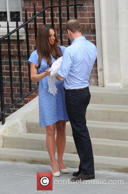 Prince William, Kate Middleton, Baby Cambridge