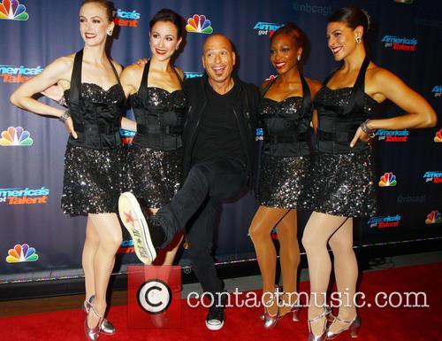 howie mandel red carpet for americas got 3778630