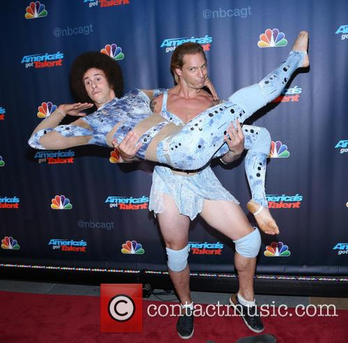 Americas Got Talent and KriStef Brothers 3