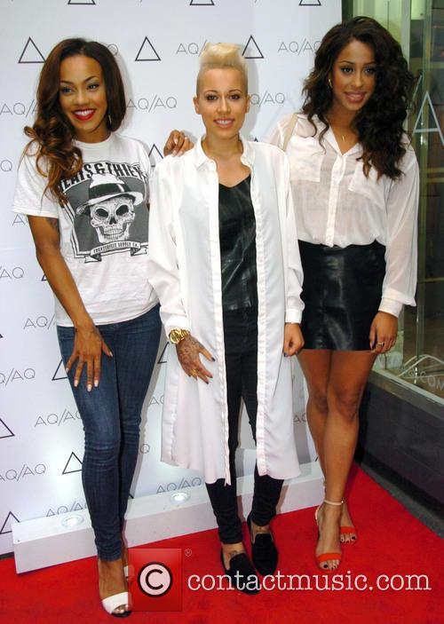 Stooshe, Karis Anderson and Courtney Rumbold 5