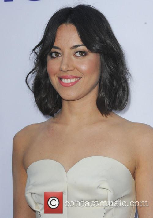 Aubrey Plaza, To Do List Premiere