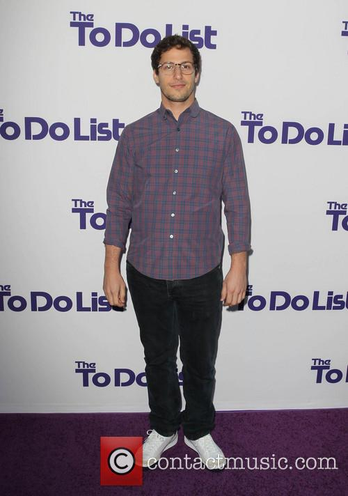andy samberg los angeles premiere of the 3778494