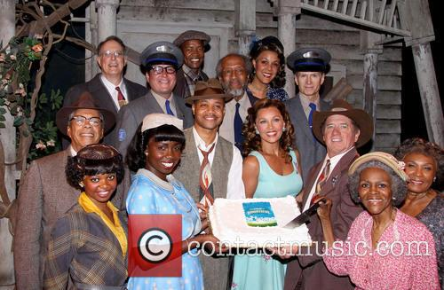 Adepero Oduye, Cuba Gooding Jr., Arthur French, Linda Powell, Tom Wopat, Cicely Tyson and Cast 2