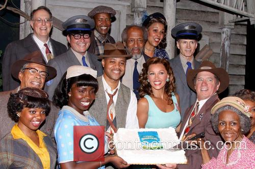 Adepero Oduye, Cuba Gooding Jr., Arthur French, Linda Powell, Tom Wopat, Cicely Tyson and Cast 3
