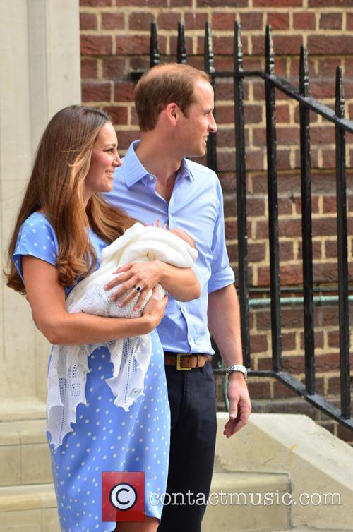 Prince William, Catherine and Kate Middleton 9