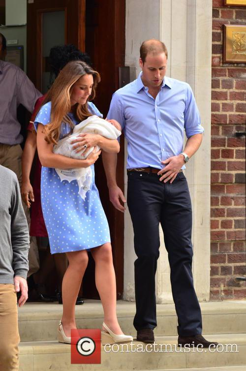 Prince William, Catherine and Kate Middleton 10