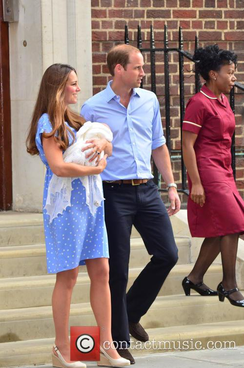 Prince William, Catherine and Kate Middleton 15