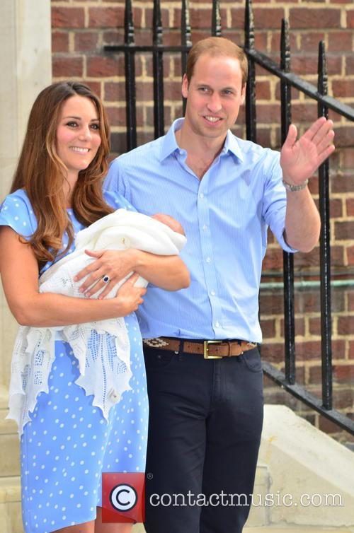 Prince William, Catherine and Kate Middleton 16