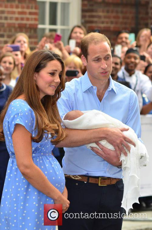 Prince William, Catherine and Kate Middleton 17