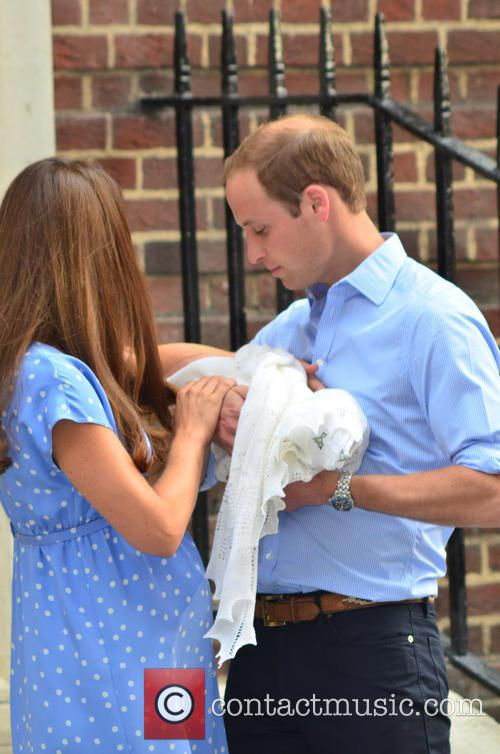 Prince William, Catherine and Kate Middleton 18