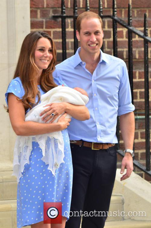 Prince William, Catherine and Kate Middleton 19