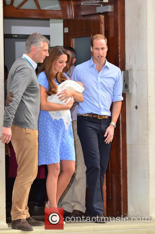 Prince William, Catherine and Kate Middleton 21