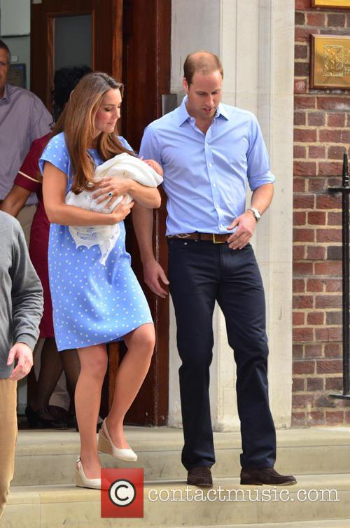 Prince William, Catherine and Kate Middleton 23